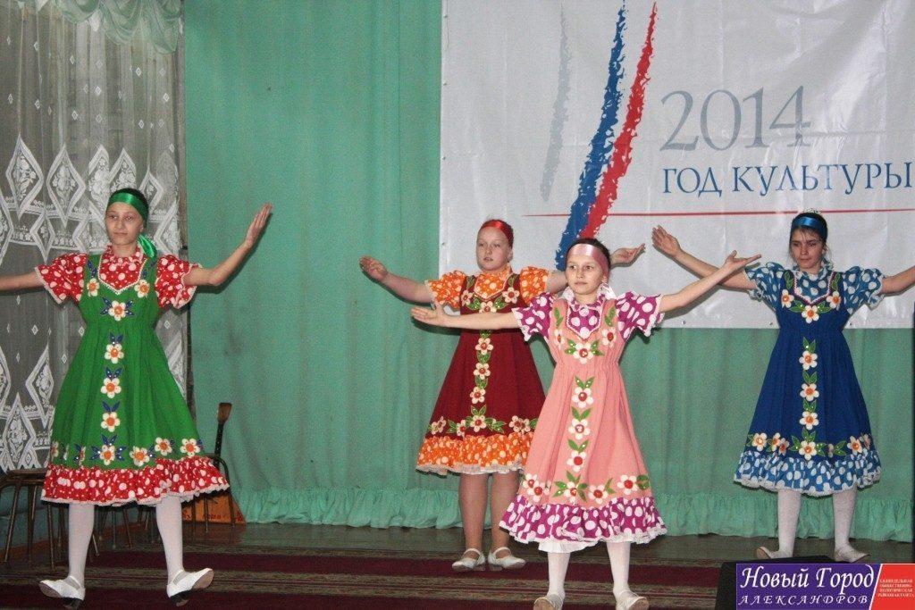 Танцевальный коллектив Андреевского ДК