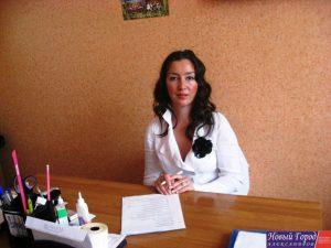 Наталья Юрьевна Крохина, директор ДК Карабаново