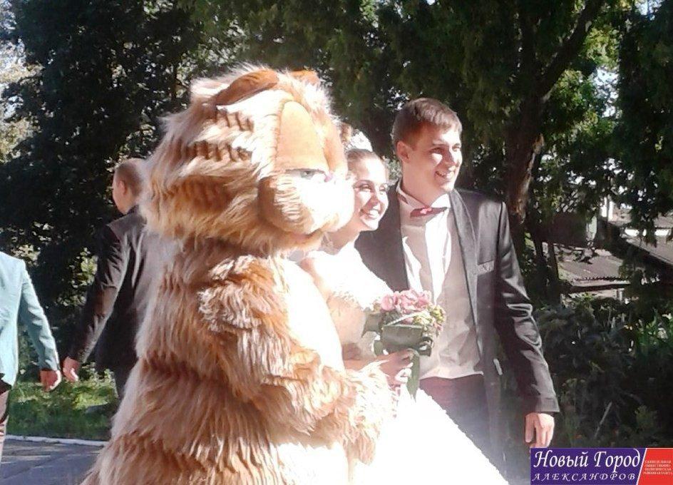 Свадьба дочери Першина