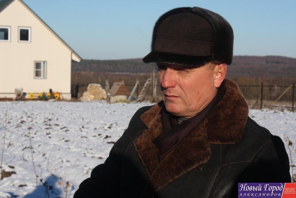 Сливин Сергей Борисович, начальник исполкома ОНФ по Владимирской области