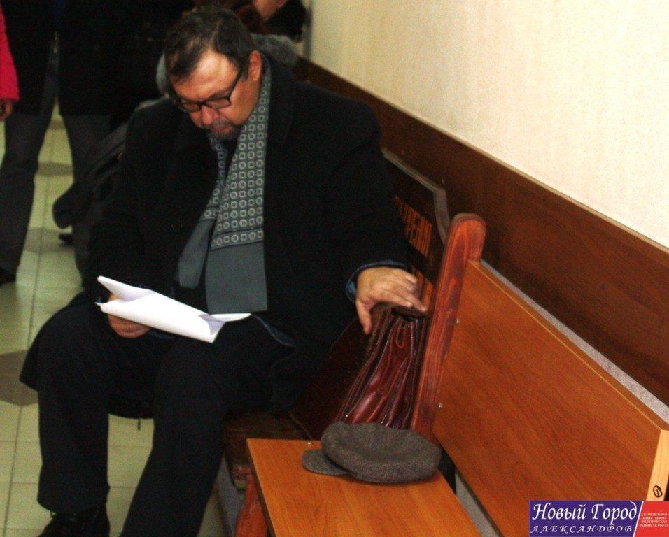 Адвокат директора ККХ В.Аракеляна, считает, что официальных документов не достаточно...
