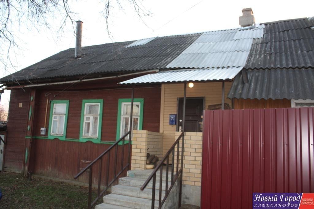 Дом Ольги Николаевны