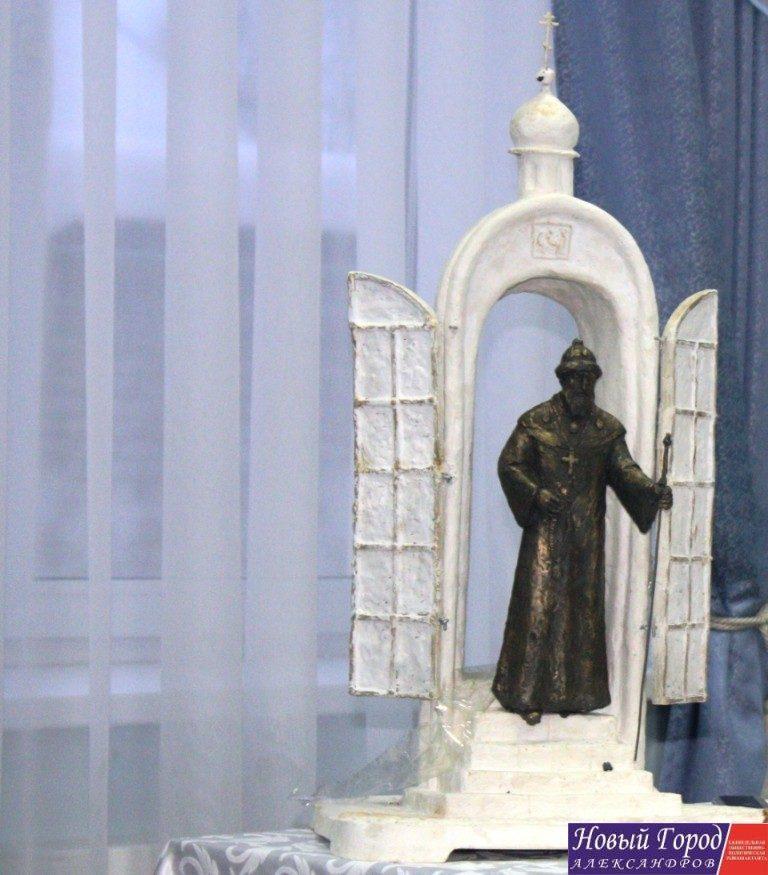 Так, скорей всего, будет выглядеть памятник Ивану Грозному