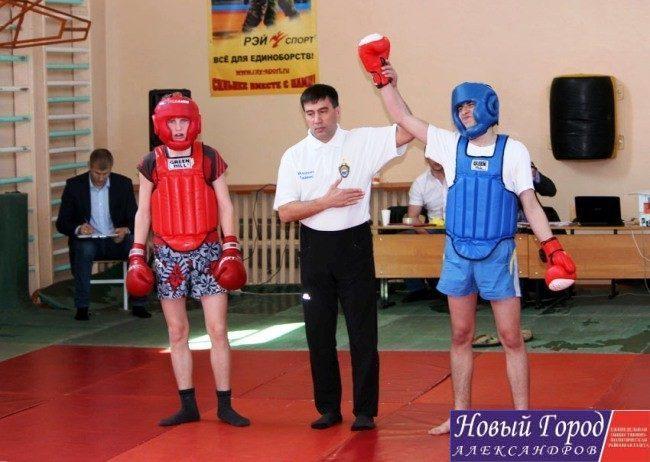 В Александрове состоялся турнир памяти Виталия Зиненко