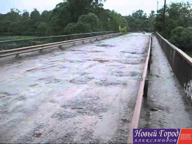 Мост в Карабаново