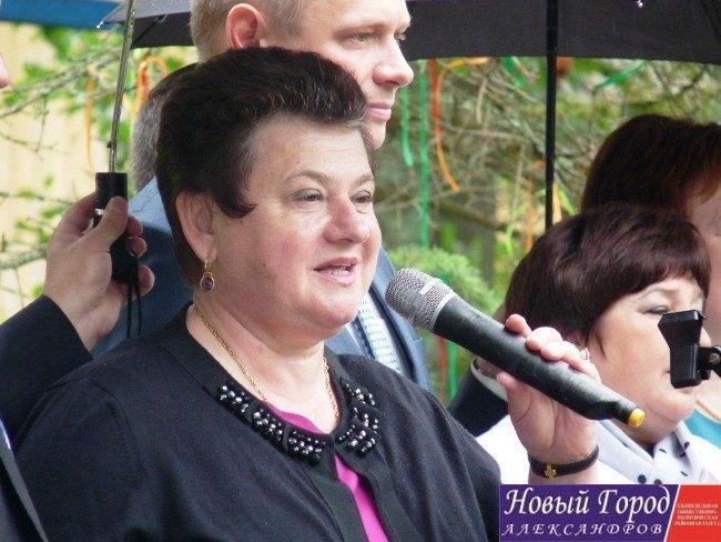 Губернатор Владимирской области Светлана Орлова