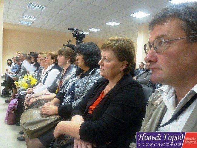 Жители деревни Обашево