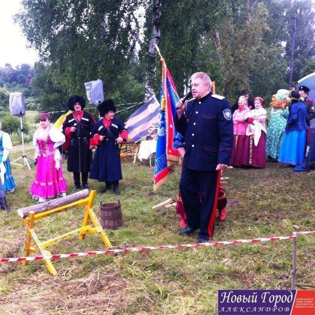 Фестиваль казачьей культуры и боевых искусств «Петров день»
