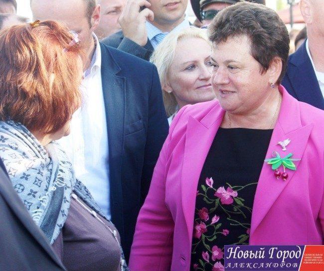 Светлана Орлова на Дне города