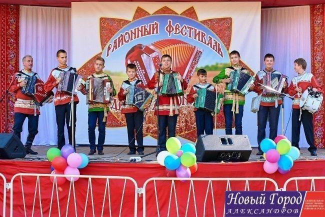 Фестиваль в Карабаново