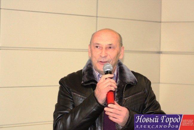 Михаил Кривоносов