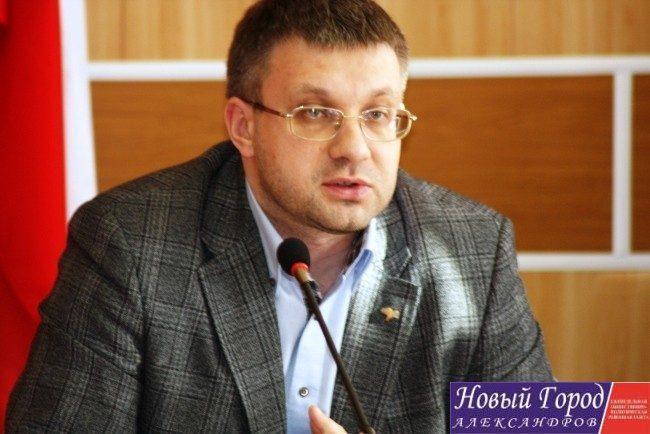 Олег Викторович Леухин
