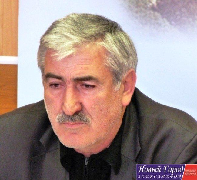 Расул Бурзиев