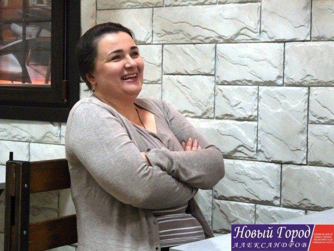 Ольга Владимировна Гришаева.