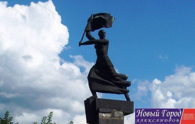 Памятник борцам за революцию