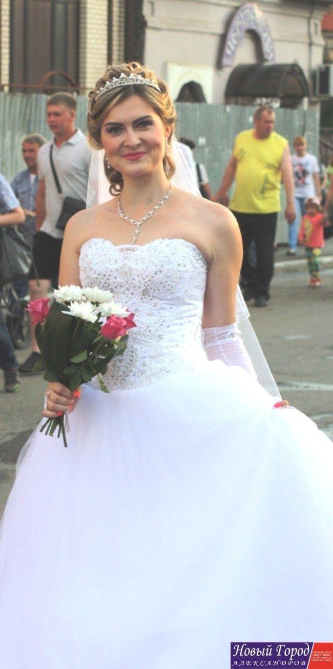 Парад невест в Александрове