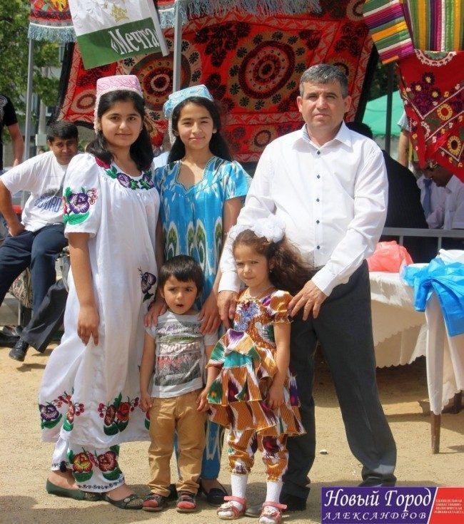 В Александрове состоялся праздник дружбы народов