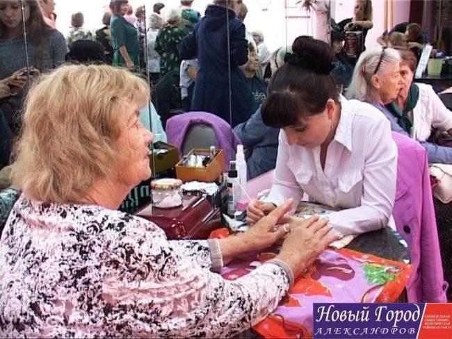 В Александрове прошел форум-выставка «50+»