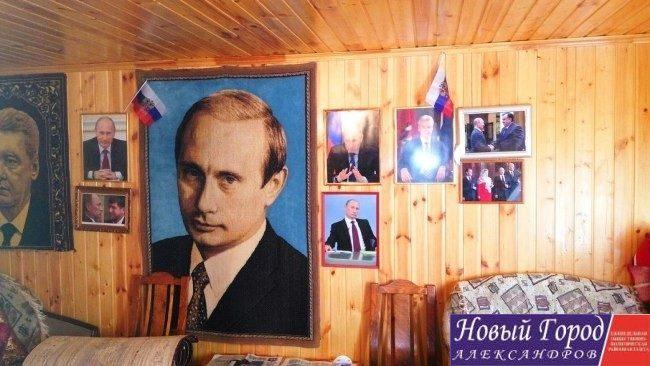 Домашний музей в доме семьи Джураевых