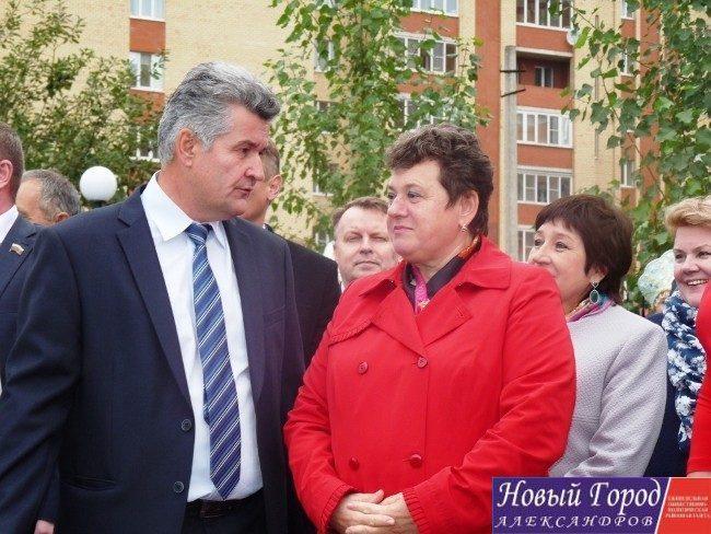 Игорь Першин рассказал главе региона о том, как строился детский сад