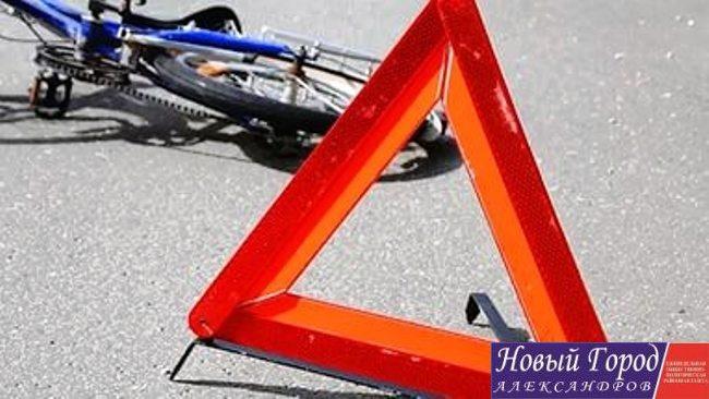 В Карабаново автомобилист совершил наезд на велосипедистку