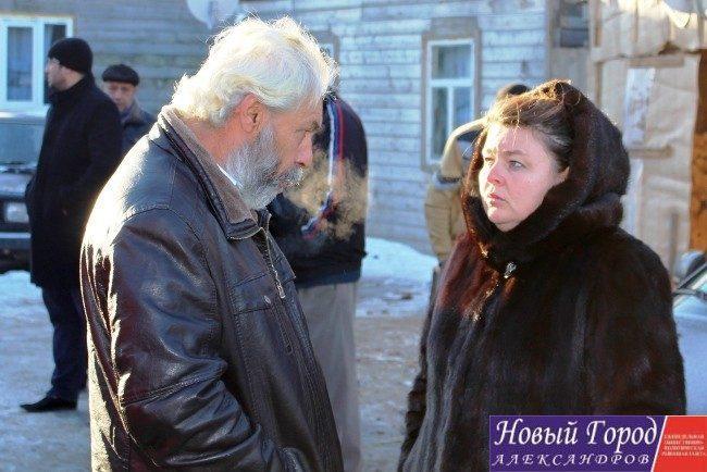 Светлана Поваляева с цыганами