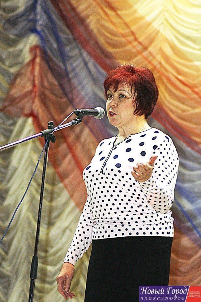 Ольга Михайловна Зыкунова