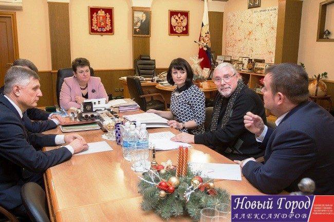 Активисты ОНФ встретились со Светланой Орловой
