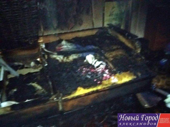 В Карабаново на пожаре погиб ребенок
