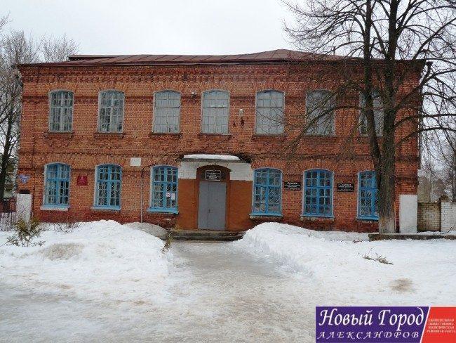 Музей находится в здании, которое является памятником