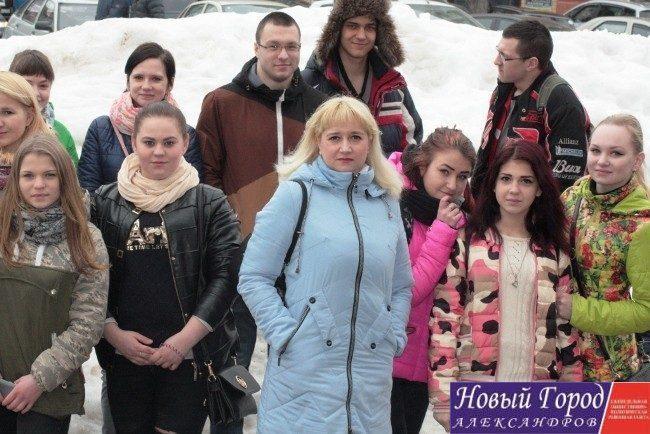 """Патриотическая акция """"Крым наш"""""""