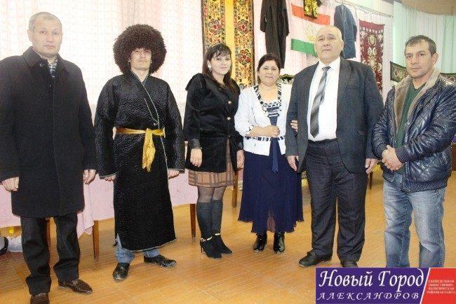 В Александрове отметили праздник Навруз