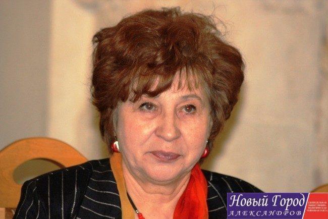 Алла Сергеевна Петрухно