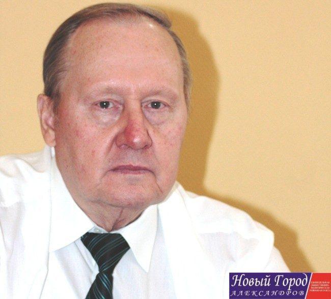 Глава Меленковского района