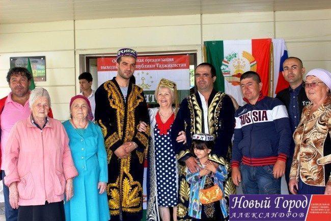 В Александрове прошёл фестиваль «Национальных обрядов и промыслов»