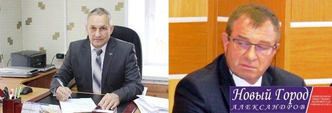 Владимир Толстов и Михаил Романов