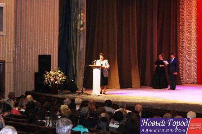 Светлана Орлова в ДК
