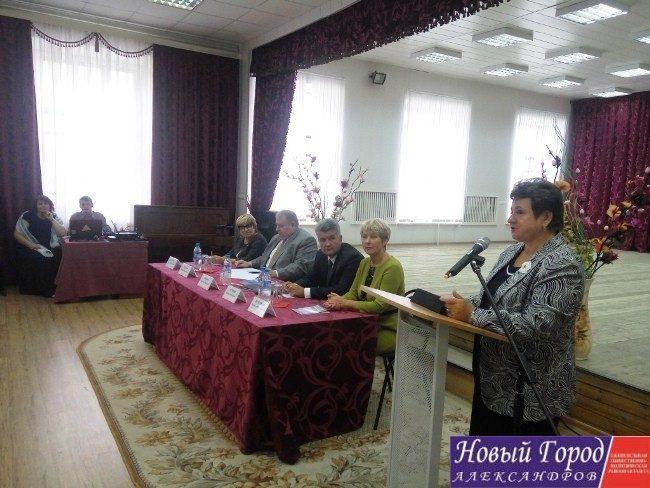 Светлана Орлова с работниками культуры