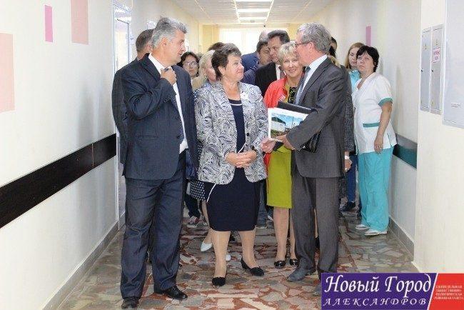Светлана Орлова в больнице