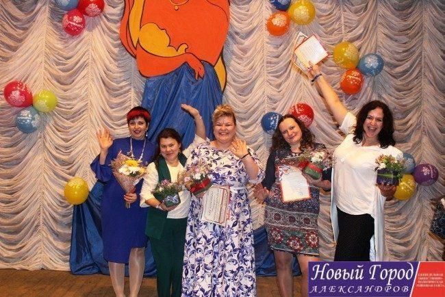 "Участницы конкурса ""Супер мама 2017"""