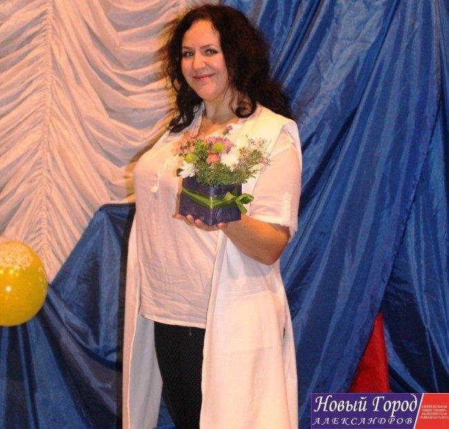 Победитель «Супер – мама» - Ляпунова Екатерина