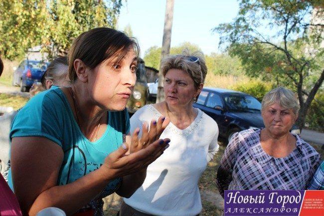 """""""Мы уже устали от такого отношения сельской власти к нам, жителям"""", - говорили митингующие."""